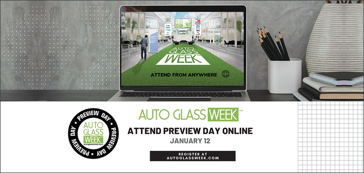 Auto Glass Week Preview Day